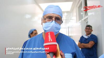 Docteur Manaa: La réussite des chirurgies de l'hôpital militaire date des années 90