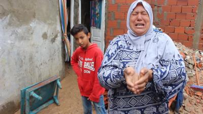 Les habitants de Mhamdia: Nos maisons ont été inondées