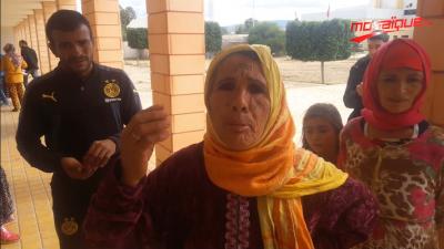 Kasserine: suite aux précipitations, des familles placées dans un complexe de jeunesse