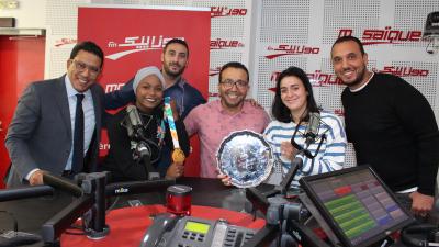 Les championnes Ons Jabeur et Ghofrane Belkhir invitées de Forum sport
