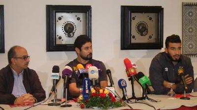 Conférence de presse de l'Est avant la finales de la ligue des champions