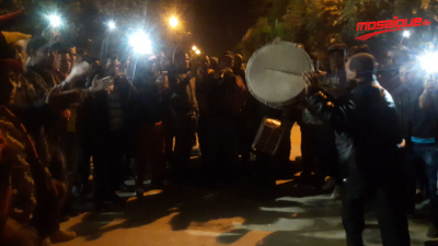 Des milliers de supporters de l'EST fêtent le titre africain dans les rues