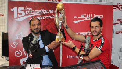 كأس رابطة الأبطال الافريقية في موزاييك