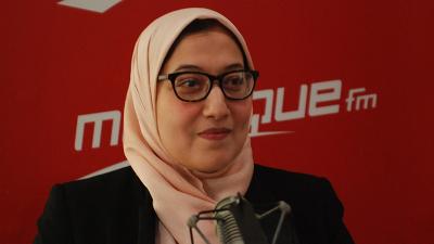 Saïda Lounissi : Rached Ghannouchi n'est pas le mari de ma tante