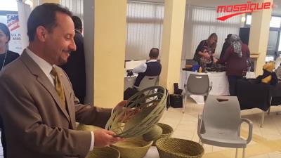 L'ambassadeur des USA à Tunis lance un appel pour soutenir l'artisanat