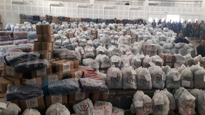 Une saisie d'une valeur  de 6 millions d de la douane au profit de l'UTSS