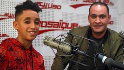 Cheb Bechir et Yassine dans Noujoum