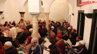 Célébration de la fête du Mouled à Sidi Boussaid