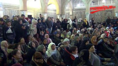 El Feyda m3a Hana : Les Tunisiens arrivent de tous bords pour célébrer la fête du mouled