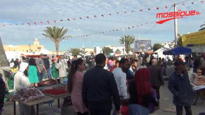الحركة التجارية بسوق سيدي الصحبي بالقيروان بين راض ومتذمر
