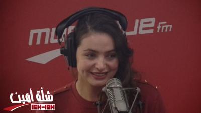 أميرة درويش: الأبواب مغلقة في مصر وموش ساهل تعمل مسيرة فنية غادي