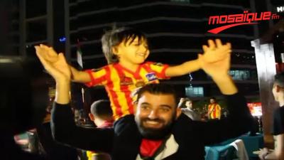Coupe Du Monde Des clubs : Les supporters de l'Espérance S.Tunis prennent leurs quartiers à Dubaï