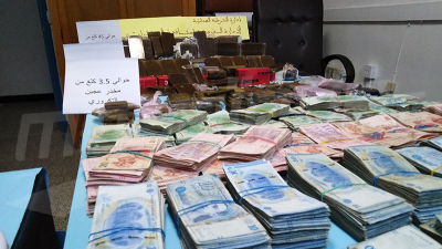 Un trafiquant arrêté avec 55 kg de Zatla à Sousse