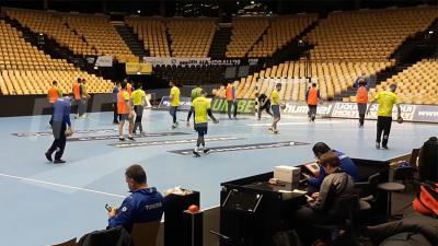 Yassine Arfa: la sélection n'a pas été à la hauteur face au Danemark