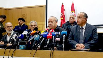 Tahri: Rien de nouveau dans l'entretien entre Tabboubi et Chahed