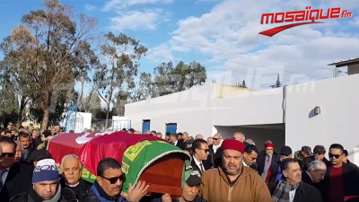 جثمان مصطفى الفيلالي يوراى الثرى