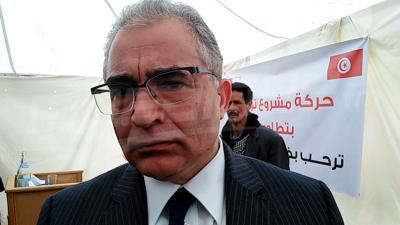 محسن مرزوق: النهضة زرعت لغما في الدستور