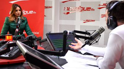 Olfa Ben Romdhane présente son nouvel opus dans Noujoum
