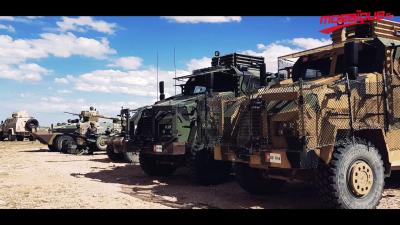 آمر فوج 33 إستطلاع:معنوياتنا مرتفعة في حماية حدودنا من الإرهاب والمهربين