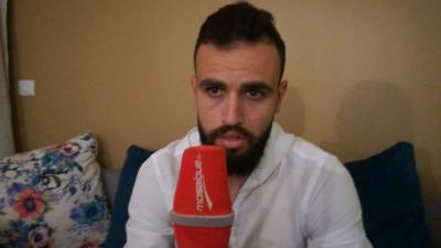 Interview avec le footballeur Hamdi Nagguez