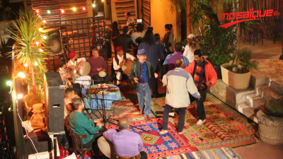 كواليس آخر يوم تصوير لمسلسل 'النوبة' لعبد الحميد بوشناق