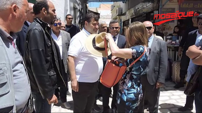 Pèlerinage de la Ghriba : René Trabelsi à Djerba