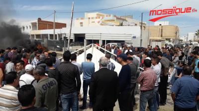 Sfax: des protestations après la mort d'enfants dans un accident de train