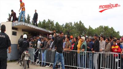 La vente des billets EST - WAC tourne à l'émeute