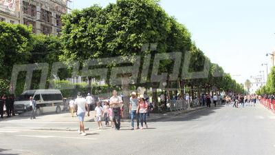 Journée mondiale de l'environnement: Tunis sans voitures