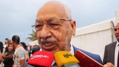 الغنوشي: 'إتّهام الحكومة بالتطبيع مع اسرائيل مجرّد إدعاء'
