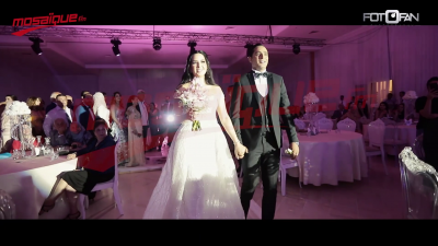 Mariage de Fayçal Lahdhiri