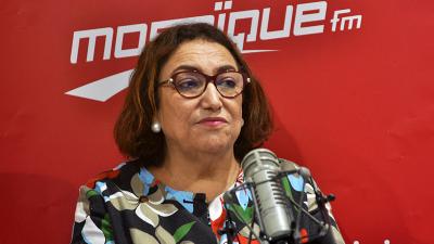 بشرى بلحاج حميدة: لن أترشّح إلى أيّ منصب سياسي مستقبلا