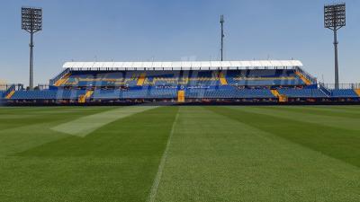 Directeur du Stade de Suez : ' Tout est prêt pour accueillir la Tunisie '