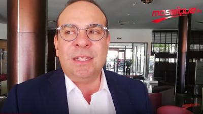 مهدي بن غربية: 'النادي البنزرتي يجمعنا رغم اختلافنا'