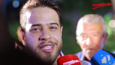 Adham Nabulsi: je suis arrivé à Carthage grâce à l'amour des fans