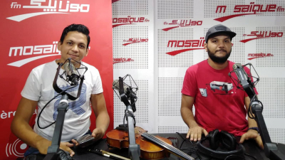 Electro Btayhi: Un mélange de chansons Tunisiennes et de Beatboxing