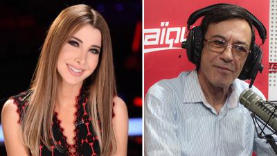 عدنان الشواشي:نانسي عجرم مطربة وصوتها يعجبني