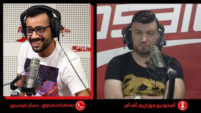 بسام الحمراوي يتحدث عن تجربته في الإخراج الدرامي