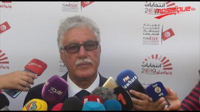حمّة الهمامي يترشح للرئاسة