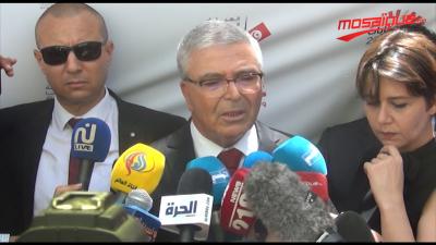 عبد الكريم الزبيدي: أنا مترشح مستقل وسأبقى كذلك
