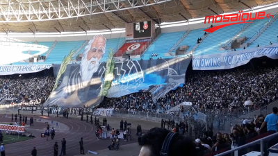 ' Dakhla ' des supporters du Club S.Sfaxien