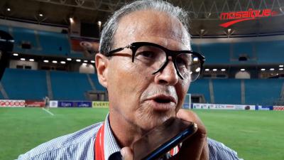 Déclaration de Moncef Khemakhem après la victoire du CSS en finale de la coupe de Tunisie