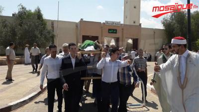 Sfax: Les funérailles de l'ancien mufti, Mohamed Mokhtar Sellami