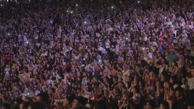 مهرجان الراب على مسرح قرطاج