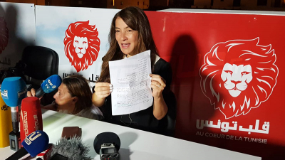 نبيل القروي يوجه رسالة للشعب التونسي من سجنه