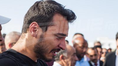 جثمان الفنانة منيرة حمدي يوارى الثرى