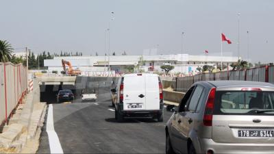 افتتاح جزئي لمحول مطار تونس قرطاج