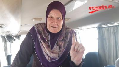 45 مسنا من مركز رعاية المسنين بسوسة يدلون بأصواتهم للتشريعية