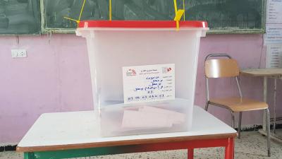 الضاحية الجنوبية: أجواء الإنتخابات في مراكز الإقتراع