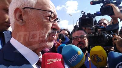 الغنوشي: تونس تخرجت اليوم من مدرسة الديموقراطية